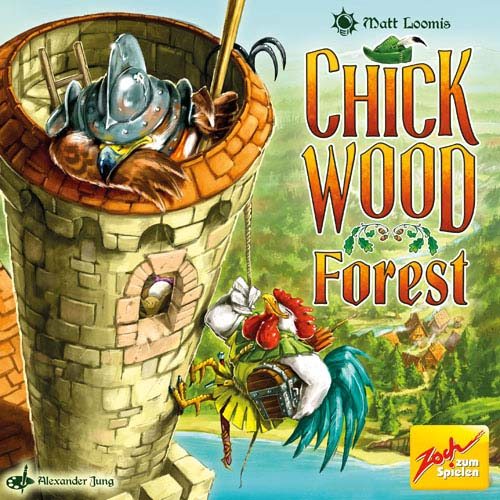 Chickwood Forest Cover