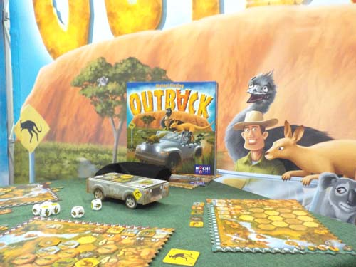 Spiel 18 Outback
