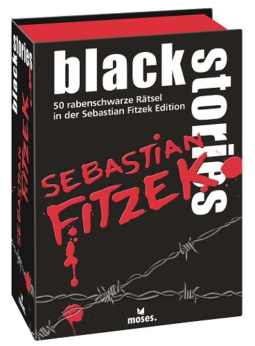 Moses Black Stories Fitzek