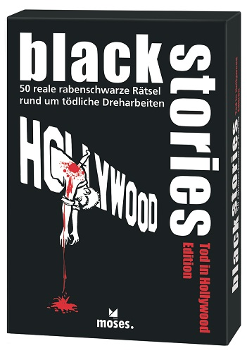 Moses Black Stories Hollywood