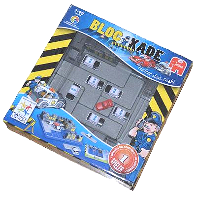 Blockade Smartgames